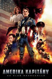 Amerika Kapitány: Az első bosszúálló online teljes film