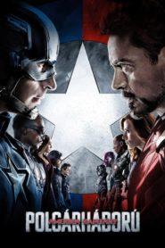Amerika kapitány – Polgárháború online teljes film