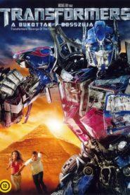 Transformers: A bukottak bosszúja