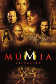 A múmia visszatér online teljes film