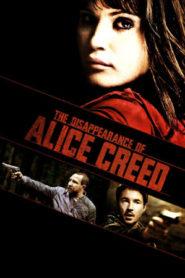 Alice Creed eltűnése