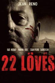 22 lövés