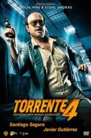 Torrente 4: A válság halálos