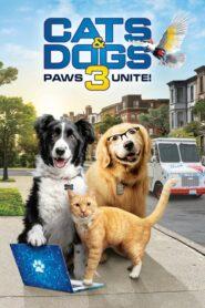 Kutyák és macskák 3: A mancs parancs online film